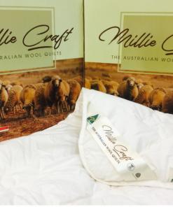 Wool Quilt